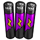 Purple AAA Battery