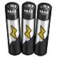 White AAA Battery