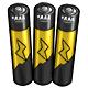 Yellow AAA Battery