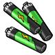 Green AAAA Battery