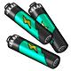 Teal AAAA Battery