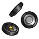Black Button Battery