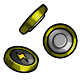 Olive Button Battery