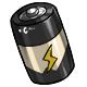 Beige C Battery