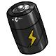 Black C Battery