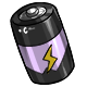 Lilac C Battery
