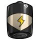 Beige D Battery