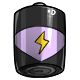 Lilac D Battery