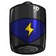 Navy D Battery
