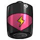 Pink D Battery