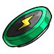 Green Watch Battery