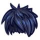 Bleached Gothabilly Wig
