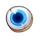 Blue Eye Cookie