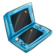 Blue Games Console
