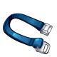 Blue Seat Belt