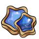 Blue Star Cookie