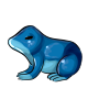 Blueberry Gummy Frog