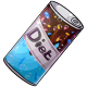 Diet Blueberry Ice Cream Marapop