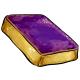 Blueberry Jam Toast