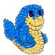 Blue Zoosh Pinata