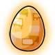 Bootleg Pyramid Glowing Egg