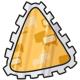 Bootleg Pyramid Stamp