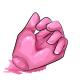 Watermelon Gummy Hand