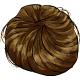 Bun Wig