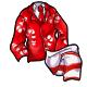 Candycane Suit