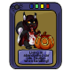 Halloween Elger Trading Card