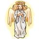 Caroling Angel