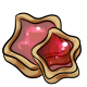 Red Star Cookie