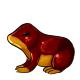 Cherry Gummy Frog