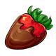 Milk Chocolate Covered Strawberry
