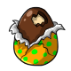 Chocolate Cream Easter Egg