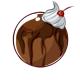 Milk Chocolate Gumball