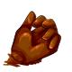 Cola Gummy Hand