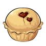 Chocolate Love Pie