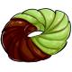 Chocolate Matcha Cruller