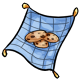Blue Cookie Trap