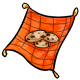 Orange Cookie Trap