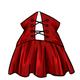 Marching Band Corset Skirt