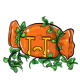 Crying Pumpkin Candy