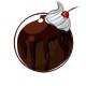 Dark Chocolate Gumball