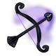 Dark Cupid Bow