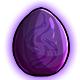 Dark Magic Glowing Egg