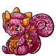 Pink Decadal Pinata