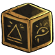 Desert Fairy Sugar Cube