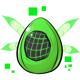 Digital Fairy Easter Egg