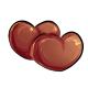 Milk Chocolate Double Hearts